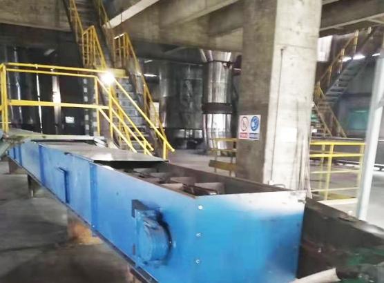 華潤水泥生產線