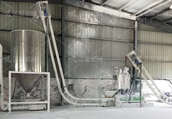 管鏈輸送機生產廠家