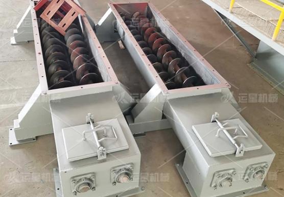 福建雙螺旋輸送機
