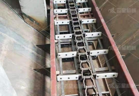 刮板鏈輸送機